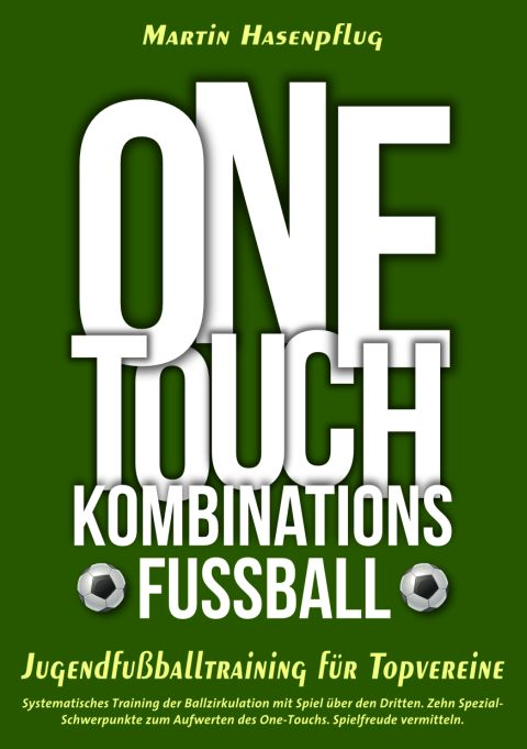 One-Touch-Kombinationsfussball